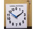 Marqueur points Horloge